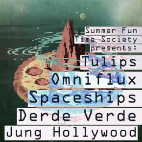 Summer Fun Time Society presents: DUM DUM Resident band TULIPS!