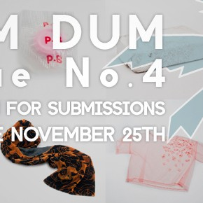 Get DUM or Get LOST:Submit to Issue No. 4