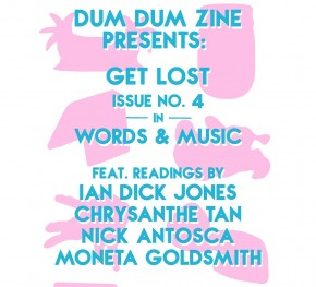 GET LOST: in Words & Music from Issue No. 4