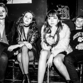 Text Message Interview with The Regrettes by Julia Gibson