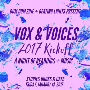 """VOX & Voices"" Returns with 2017 Kickoff Party!"