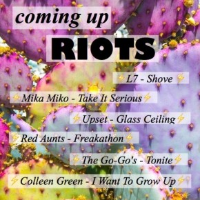 #DuMjams Mini Mix: Coming Up RIOTS!